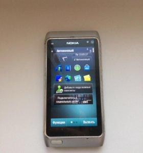 Nokia n8 оригинал в хорошем состоянии
