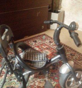 Велосипед 3ех колесный.