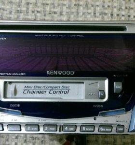 Процессорная автомагнитола 2Din Kenwood DPX-4000V