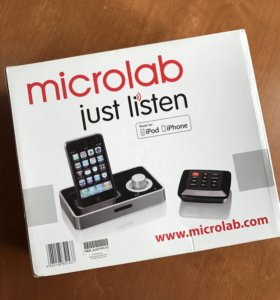 Док станция Microlab just listen