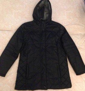 Курточка демисезонная (теплая)