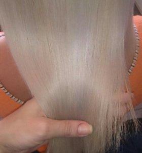 Ботокс,тритмент,кератин для волос