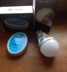 Умная светодиодная лампа Marlight RGBW