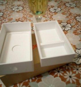 Коробка от айфона 4 $