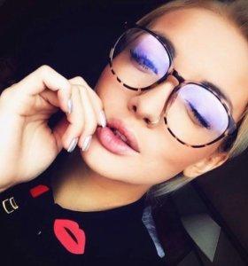 Новые очки без диоптрий