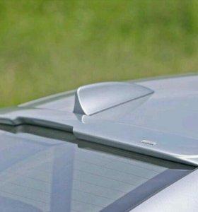 Козырек AC Schnitzer BMW Е60