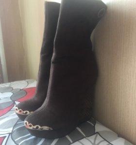 Ботильоны ботинки сапожки