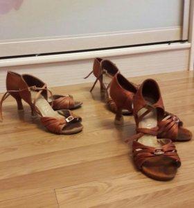 Туфли для бальных танцев La