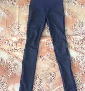 Зауженные штаны для беременных