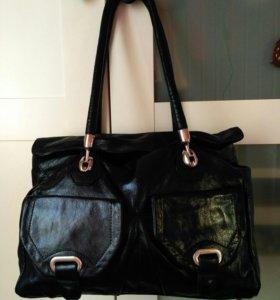 Новая сумка из нат. кожи #3