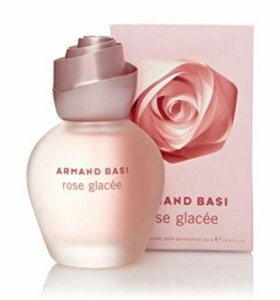Духи - Rose Glacee Armand Basi .