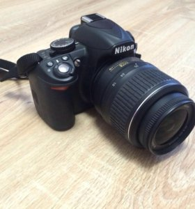 Фотоаппатат Nikon D3100 +сумка и флешка 4Gb