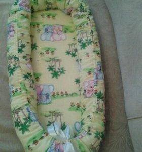 Гнёздышко (кокон).для новорожденных