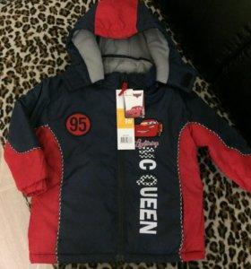 Новая фирменная куртка