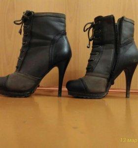 Осенний обувь