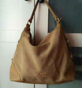 Замшевая сумка #8