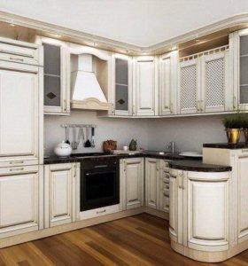 Кухонный гарнитур 035