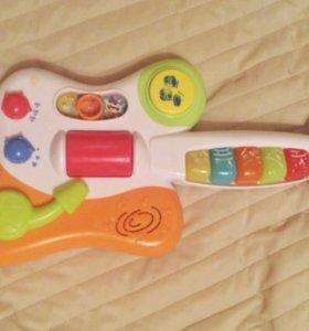 Музыкальная гитара chicco