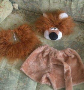 Детский новогодний костюм львенка