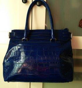 Новая сумка из нат. кожи #11