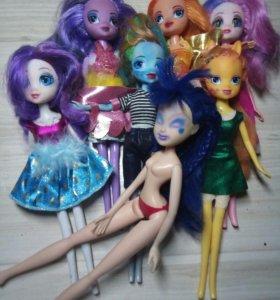 Куклы для ООАК
