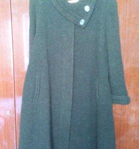 Пальто женское, демисезонное