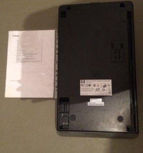 Сканер HP 0507