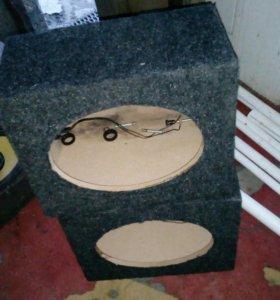Короба для овалов