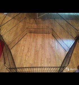 Вольер для кошек и собак