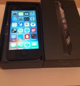 iPhone 5, 16 гб