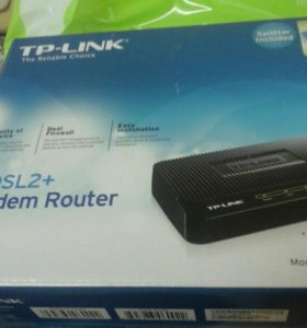 Новый роутер tp-link