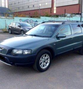 Volvo xc70 2003 год 2.5 полный привод