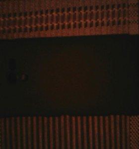 Задняя крышка, матовая Sony L35h Xperia ZL black