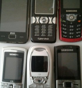 Телефоны продаю