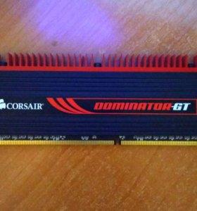 CORSAIR DOMINATOR-GT DDR3 8GB 2000MHz