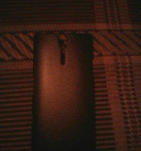 Задняя крышка Sony LT26ii Xperia SL black