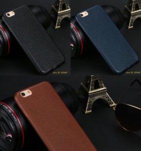 Пластиковый ультра-тонкий чехол для iPhone 6/6s