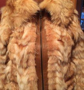 Куртка- шубка