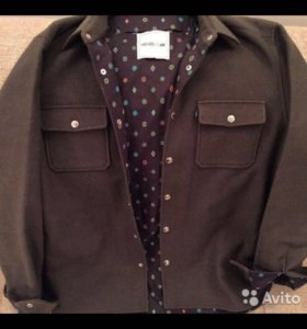 Куртка-рубашка Kenzo for hm мужская новая размер L