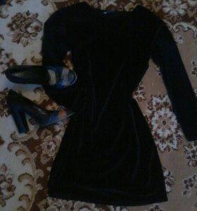 Платье (и туфли)