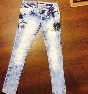 Джинсы и много других джинс