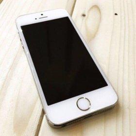 """IPhone 5s """"как новый"""""""