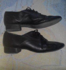 Ботинки для бальных танцев р. 23