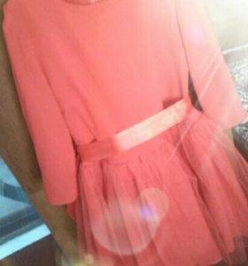 Платье;)