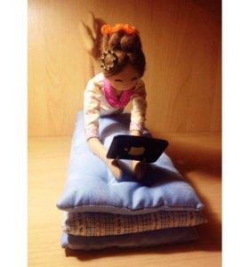 Кукла ручной работы (Принцесса на горошине) Тильда