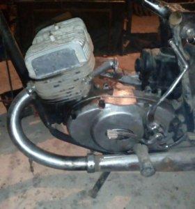 Двигатель иж юпитер 5