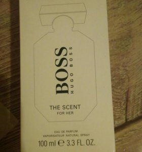 Оригинал Hugo Boss The Scent for her