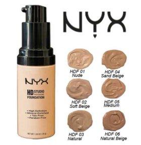 Крем тональный NYX