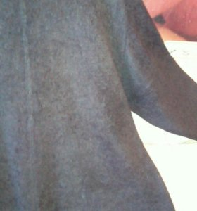 Туника-платье,теплое(50-56)