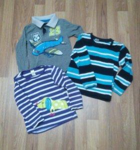 Рубашки поло 98-104р